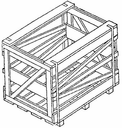 ГОСТ 18051-83 Тара деревянная для теплоизоляционных материалов и изделий. Технические условия