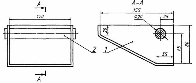 ГОСТ 22225-76 Контейнеры универсальные массой брутто 0,625 и 1,25 т Технические условия