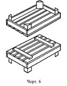 ГОСТ 2991-85 Ящики дощатые неразборные для грузов массой до 500 кг. Общие технические условия