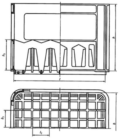 ГОСТ Р 51675-2000 Ящики полимерные многооборотные для бутылок с пищевыми жидкостями. Технические условия